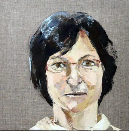 Anne - 40x40 cm